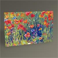 Tablo 360 Bahar Çiçekleri Tablo 45X30