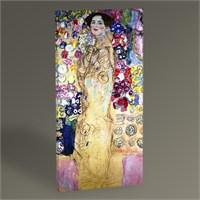 Tablo 360 Gustav Klimt - Portrait Of A Lady 60X30