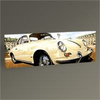 Tablo 360 Klasik Araba Iı Tablo 60X20