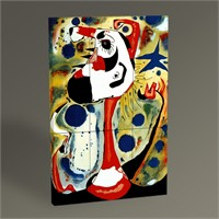 Tablo 360 Joan Miro The Reaper Tablo 45X30