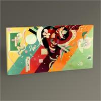 Tablo 360 Wassily Kandinsky Kompozisyon Tablo 60X30