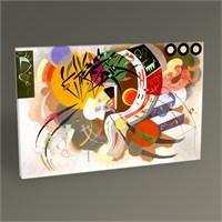 Tablo 360 Wassily Kandinsky Dominant Curve 45X30