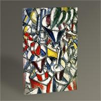 Tablo 360 Fernand Leger Still 45X30