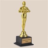 Hardymix Anneler Günü Özel Oscar Heykeli-Yılın En İyi Annesi