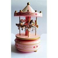 Köstebek Atlı Karınca Carousel Müzikli