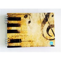 Köstebek Piyano Fotoğraf Albümü