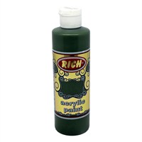 Rich Akrilik Boya 260 Cc Yağ Yeşili