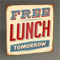 Tablo 360 Free Lunch Tablo 30X30