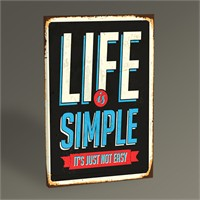 Tablo 360 Life İs Simple Tablo 45X30