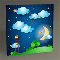 Tablo 360 Gece Rüyası Tablo 30X30