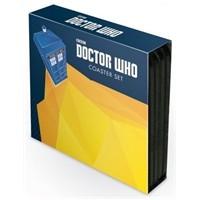 Pyramid International Seti Doctor Who Coaster Set Bardak Altlığı