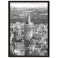 Galata Kulesi Poster