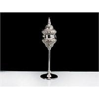 Lucky Art Gümüş Kapaklı Tilaytlık - 34 Cm