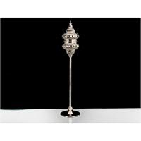 Lucky Art Gümüş Kapaklı Tilaytlık - 47 Cm