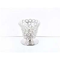 Lucky Art Gümüş Kristalli Tilaytlık - 12 Cm