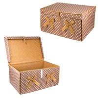 Hardymix Çok Amaçlı Kapaklı Kutu-Krem