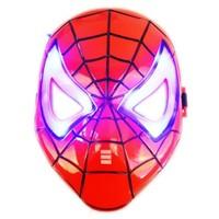 Spiderman Işıklı Maske