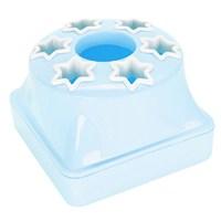 Bager Sedef Diş Fırçalık - Mavi