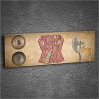 Artmoda - Kabartmalı Kaftan Tablo