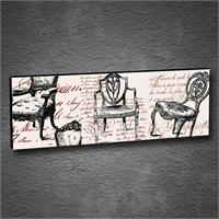 Artmoda - Kabartmalı Armchair Tablo