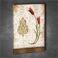 Artmoda - Kabartmalı Lale Tablo