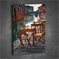 Artmoda - Kabartmalı Manzara Tablo