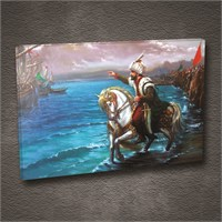 Artmoda - Kabartmalı Oryantal Tablo