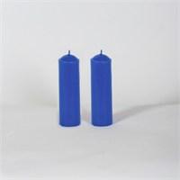 Mavi 32-11 2'Li Okyanus Esintisi Kokulu Bar Mum