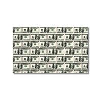 Tictac Dollar Kanvas Tablo - 60X90 Cm