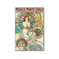 Tictac Vintage 8 Kanvas Tablo - 60X90 Cm