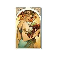 Tictac Vintage 10 Kanvas Tablo - 60X90 Cm