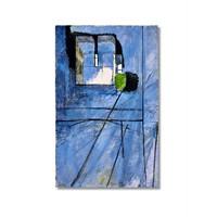 Tictac Dekoratif 5 Kanvas Tablo - 60X90 Cm