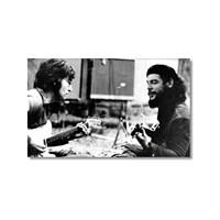 Tictac Lennon Ve Che Kanvas Tablo - 50X75 Cm