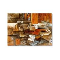 Tictac Picasso 4 Kanvas Tablo - 40X60 Cm