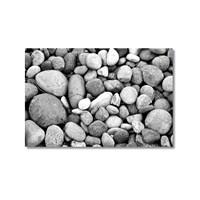 Tictac Taşlar Kanvas Tablo - 50X75 Cm