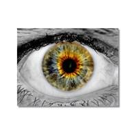 Tictac Retina Kanvas Tablo - 40X60 Cm