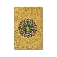 Tictac Osmanlı Tuğra 2 Kanvas Tablo - 50X75 Cm