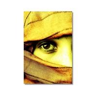 Tictac Dekoratif 8 Kanvas Tablo - 50X75 Cm