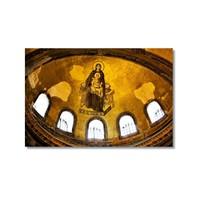 Tictac Aya Sofya 2 Kanvas Tablo - 60X90 Cm