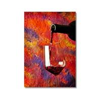 Tictac Kanvas Tablo - 50X75 Cm