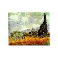 Tictac Van Gogh Doğa Kanvas Tablo - 50X75 Cm