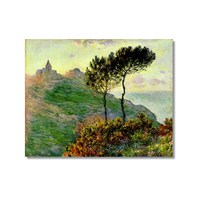 Tictac Monet Doğa Kanvas Tablo - 60X60 Cm