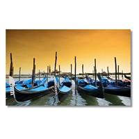 Tictac Venedik 2 Kanvas Tablo - 50X100 Cm