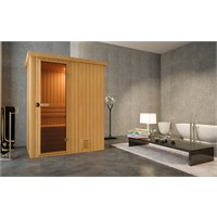 Hydrocabin Sauna Classıc 180*135*190 Ev Tipi Full Sistem Sauna