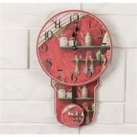 Giftpoint Vintage Sarkaçlı Duvar Saati