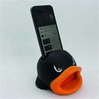 Giftpoint Iphone Ses Yükseltici +30 Desibel Ses Duck Siyah