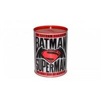 Dc Comics Batman Superman Lisanslı Kumbara