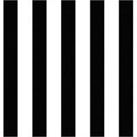 Bien Forever 15243 Siyah Beyaz Çizgi Desenli Duvar Kağıdı