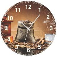 Rem Kahve Aksesuar Saat 27 Cm