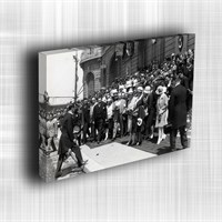 Doku Canvas Baskı Atatürk Atge-002/ 50*50